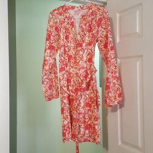 Lilly Pulitzer paisley dress